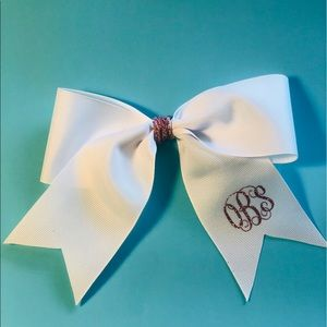 Custom Bows with Monogram or name